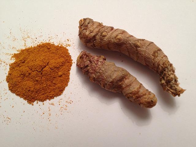 Kurkuma a její využití v kuchyni