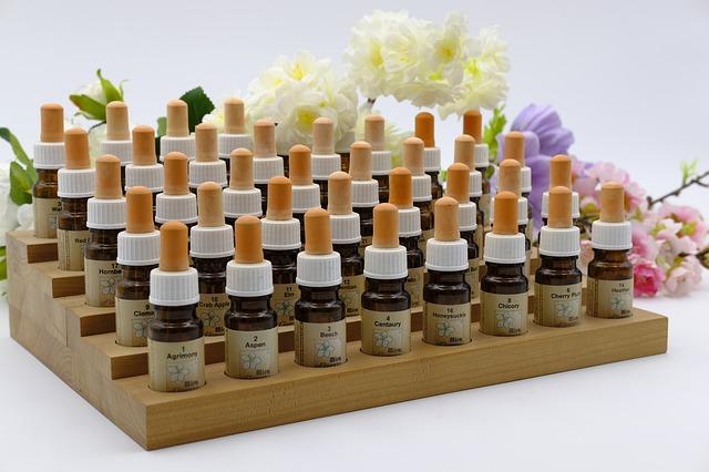Bachova květová terapie