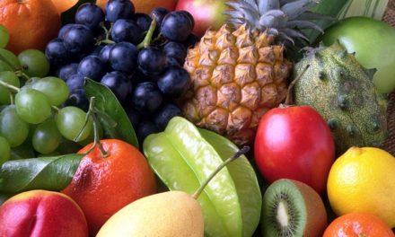 Hořčík v ovoci